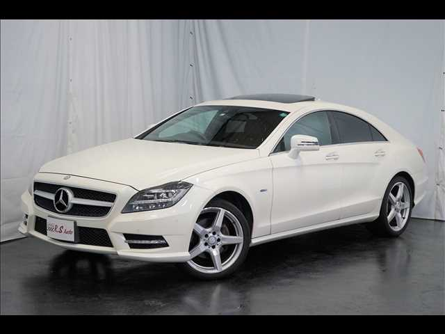 CLS-CLASSの中古車画像